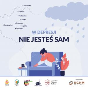 KGHM POLSKA MIEDŹ S.A. partnerem programu profilaktyki przeciwdziałania depresji.